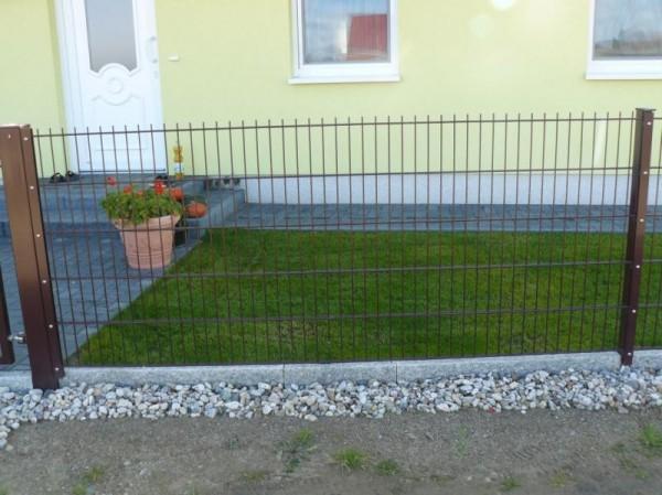 ogrodzenie proste model 689