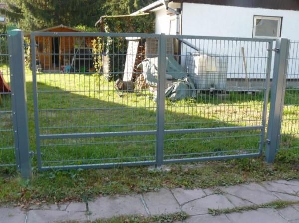 ogrodzenie proste model 725