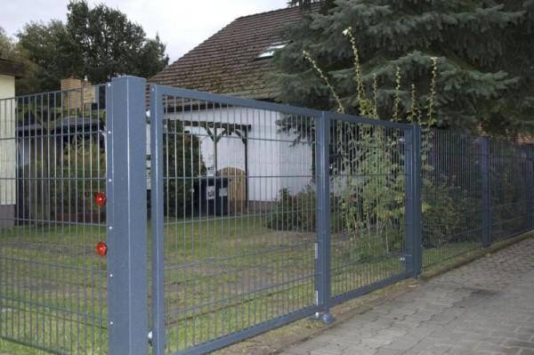 ogrodzenie proste model 91